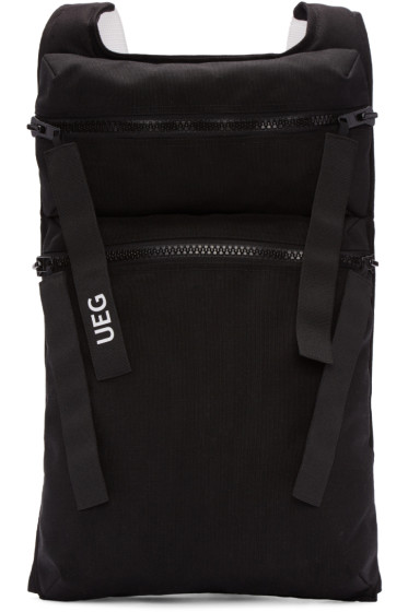 UEG - Black Machine Backpack