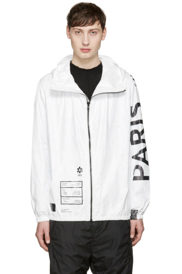 UEG - White Paris Jacket
