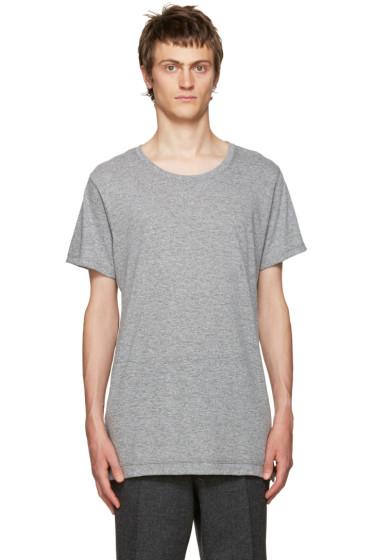 John Elliott - Grey Mercer T-Shirt