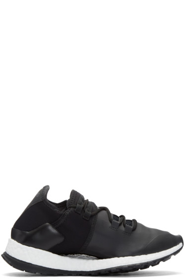 Y-3 SPORT - Black Run X Sneakers