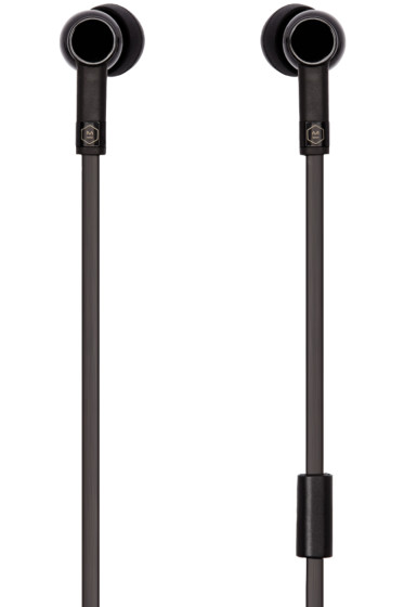 Master & Dynamic - Black ME05 Earphones