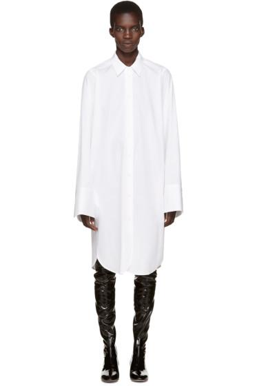 Alyx - White The Arts Shirt Dress