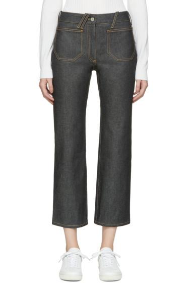 Courrèges - Indigo Kuroki Jeans