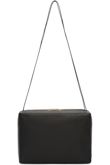 Tsatsas - Black Leather Linden 43 Bag
