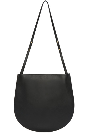Tsatsas - Black Leather Cale Bag