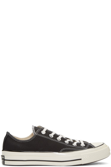 Converse - Black Chuck Taylor All Star 1970's Sneakers