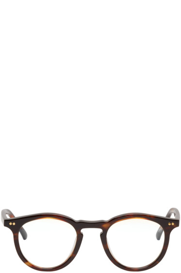 Gentle Monster - Tortoiseshell Diego Glasses