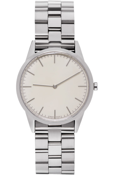 Uniform Wares - Silver C35 Watch