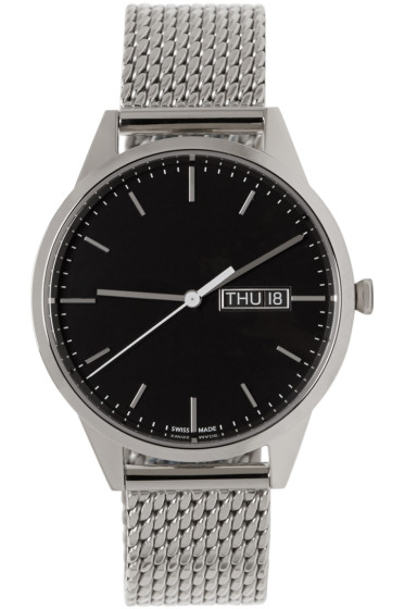 Uniform Wares - Silver C40 Watch