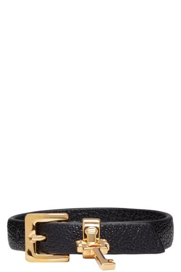 Miu Miu - Black Key Bracelet