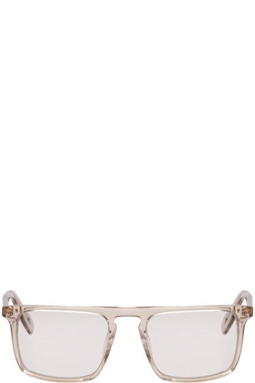 All In Eyewear - Taupe Dunk IV Sunglasses