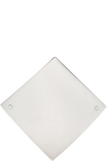 Sylvain Le Hen - Silver Diamond 084 Barrette