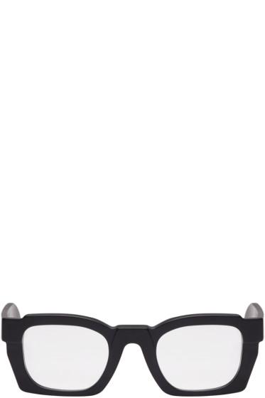 Kuboraum - Black Maske K24 Glasses