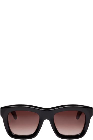 Kuboraum - Black Maske C7 Sunglasses