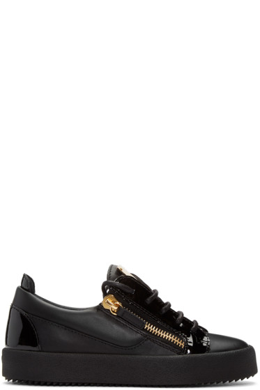 Giuseppe Zanotti - Black May London Sneakers