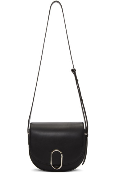 3.1 Phillip Lim - Black Alix Saddle Bag