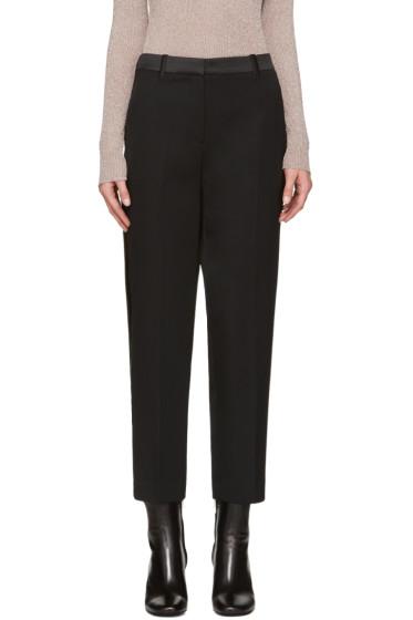 3.1 Phillip Lim - Black Tuxedo Trousers