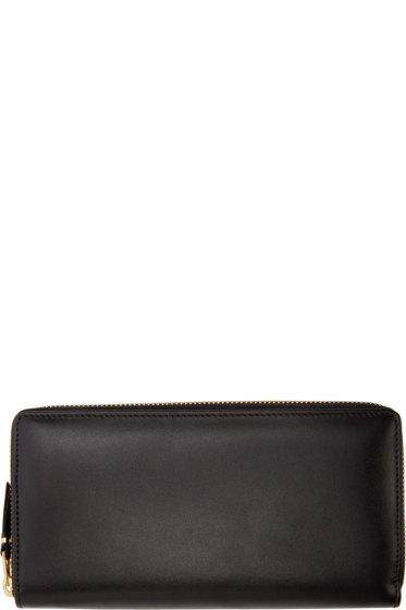 Comme des Garçons Wallets - Black Large Classic Wallet