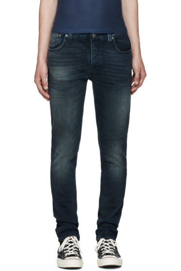 Nudie Jeans - Indigo Grim Tim Jeans