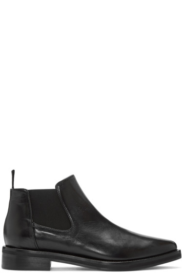 McQ Alexander Mcqueen - Black Chelsea Boots