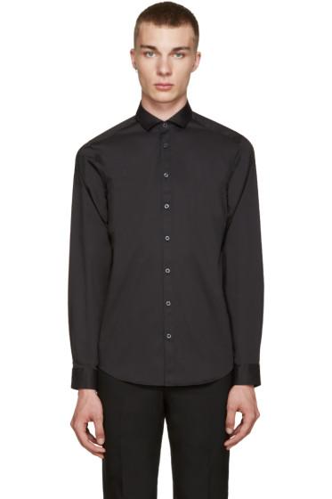Tiger of Sweden - Black Steel Shirt