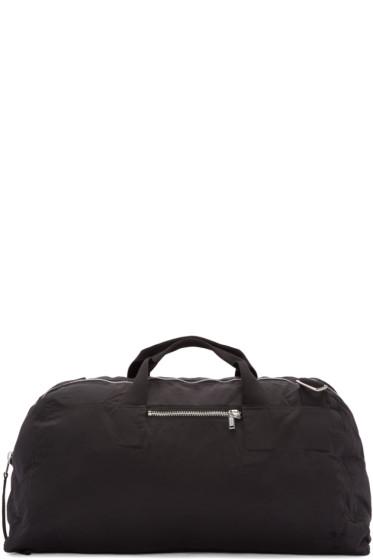 Rick Owens Drkshdw - Black Murray Weekender Bag