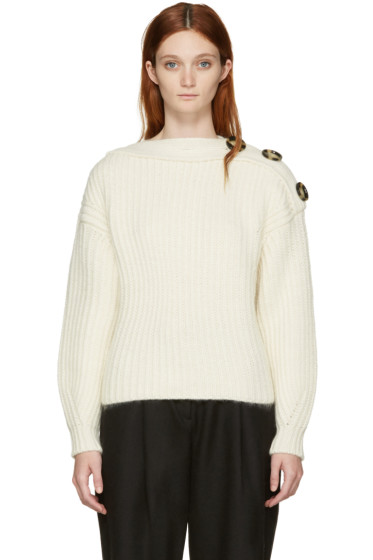 Acne Studios - Off-White Holden Sweater