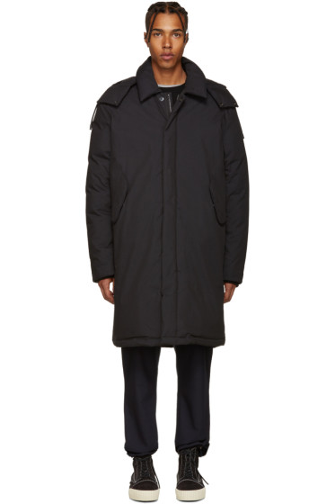 Acne Studios - Black Down Halifax Parka