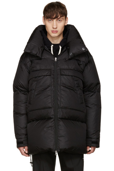 Acne Studios - Black Down Surplus Jacket