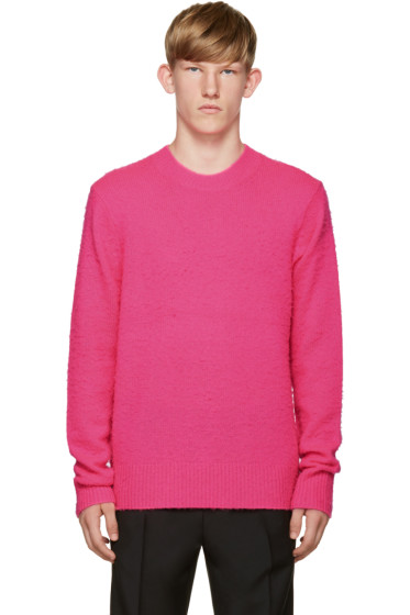 Acne Studios - Pink Peele Sweater