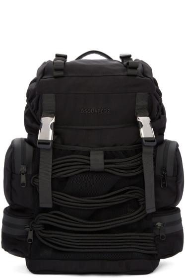 Dsquared2 - Black Cords Backpack