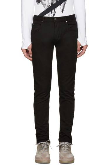 Helmut Lang - Black Core Skinny Jeans