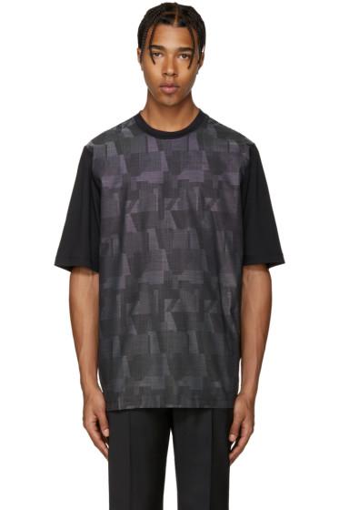 Christopher Kane - Black Block T-Shirt