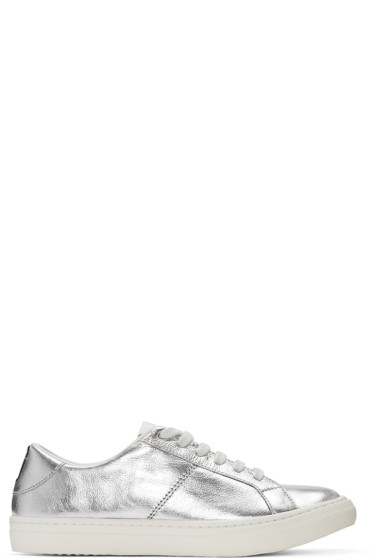 Marc Jacobs - Silver Empire Sneakers