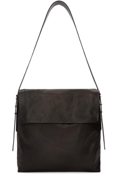 Rick Owens - Black Small Hobo Bag