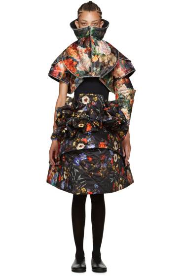 Comme des Garçons - Multicolored Brocade Set