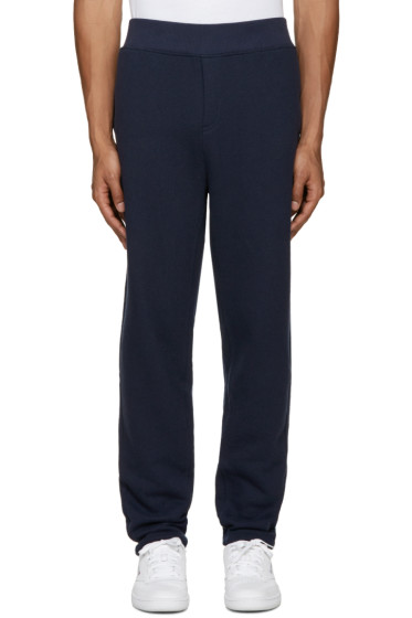 A.P.C. - Navy Flint Lounge Pants