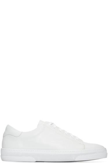 A.P.C. - Off-White Jaden Tennis Sneakers