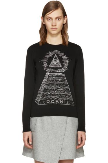 Opening Ceremony - Black Pyramid Sweater
