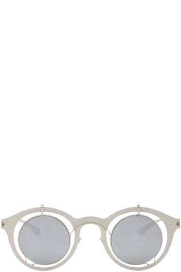 Damir Doma - Grey Mykita Edition Bradfield Sunglasses