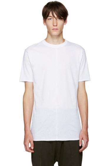 Damir Doma - White Tarantino T-Shirt