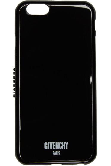 Givenchy - Black Logo iPhone 6 Case