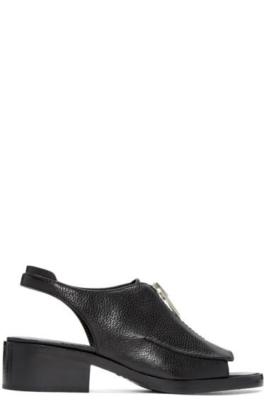 3.1 Phillip Lim - Black Alexa Sandals