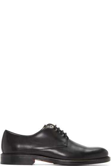 Want Les Essentiels - Black Benson Derbys