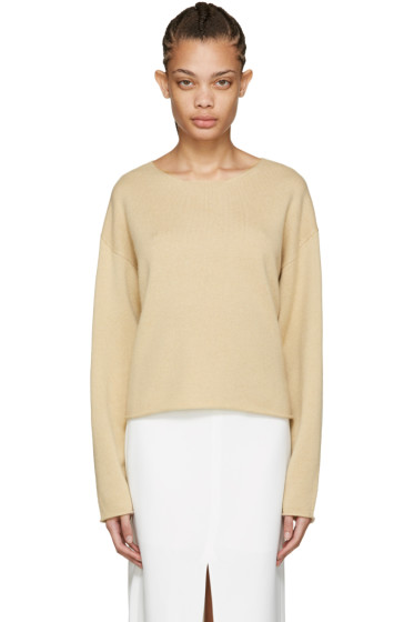 Chloé - Brown Cashmere Sweater