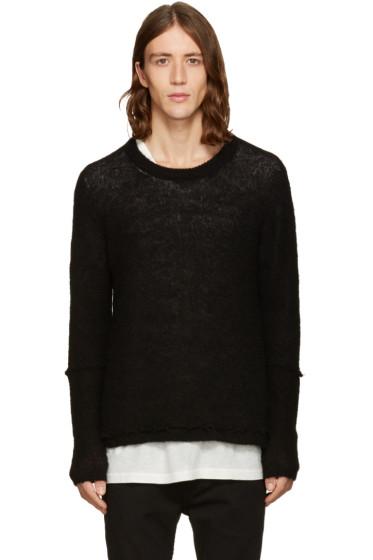 BLK DNM - Black 40 Sweater