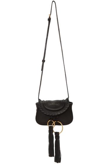 See by Chloé - Black Mini Tassel Bag