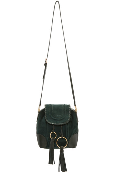 See by Chloé - Green Tassel Bag