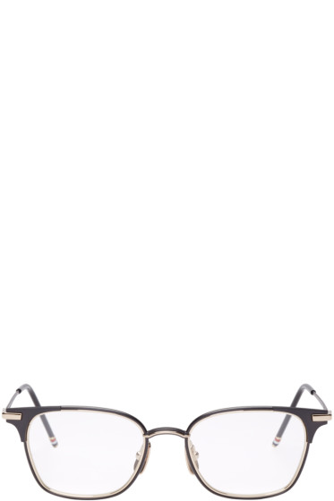 Thom Browne - Black TB107 Glasses