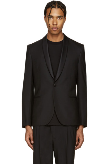 PS by Paul Smith - Black Wool Blazer